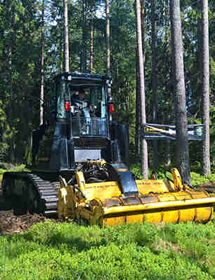 Hempol maszyny leśne