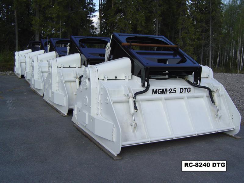 MERI Road Crusher, stabilizator gruntu, naprawa drogi, stabilizatory gruntu